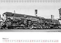 US-Dampflokomotiven (Tischkalender 2019 DIN A5 quer) - Produktdetailbild 3