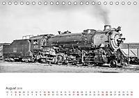 US-Dampflokomotiven (Tischkalender 2019 DIN A5 quer) - Produktdetailbild 8
