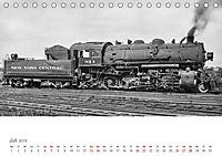 US-Dampflokomotiven (Tischkalender 2019 DIN A5 quer) - Produktdetailbild 7