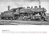 US-Dampflokomotiven (Tischkalender 2019 DIN A5 quer) - Produktdetailbild 9
