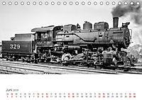 US-Dampflokomotiven (Tischkalender 2019 DIN A5 quer) - Produktdetailbild 6