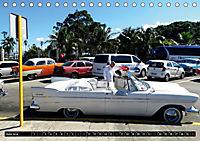 US DREAM CARS - Flossen-Mobile (Tischkalender 2019 DIN A5 quer) - Produktdetailbild 6