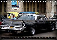 US DREAM CARS - Flossen-Mobile (Tischkalender 2019 DIN A5 quer) - Produktdetailbild 3