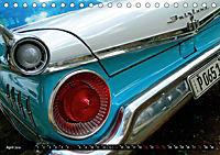 US DREAM CARS - Flossen-Mobile (Tischkalender 2019 DIN A5 quer) - Produktdetailbild 4