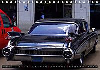 US DREAM CARS - Flossen-Mobile (Tischkalender 2019 DIN A5 quer) - Produktdetailbild 10