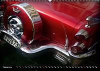 US DREAM CARS - Flossen-Mobile (Wandkalender 2019 DIN A2 quer) - Produktdetailbild 2