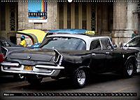 US DREAM CARS - Flossen-Mobile (Wandkalender 2019 DIN A2 quer) - Produktdetailbild 3
