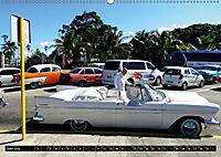 US DREAM CARS - Flossen-Mobile (Wandkalender 2019 DIN A2 quer) - Produktdetailbild 6