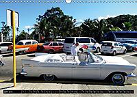 US DREAM CARS - Flossen-Mobile (Wandkalender 2019 DIN A3 quer) - Produktdetailbild 6