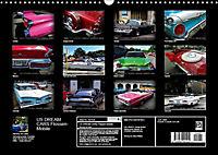 US DREAM CARS - Flossen-Mobile (Wandkalender 2019 DIN A3 quer) - Produktdetailbild 13