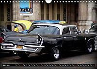 US DREAM CARS - Flossen-Mobile (Wandkalender 2019 DIN A4 quer) - Produktdetailbild 3