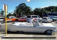 US DREAM CARS - Flossen-Mobile (Wandkalender 2019 DIN A4 quer) - Produktdetailbild 6