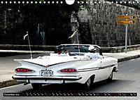 US DREAM CARS - Flossen-Mobile (Wandkalender 2019 DIN A4 quer) - Produktdetailbild 12