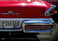 US DREAM CARS - Flossen-Mobile (Wandkalender 2019 DIN A4 quer) - Produktdetailbild 5