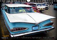 US DREAM CARS - Flossen-Mobile (Wandkalender 2019 DIN A4 quer) - Produktdetailbild 9