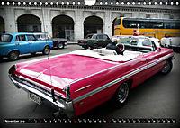 US DREAM CARS - Flossen-Mobile (Wandkalender 2019 DIN A4 quer) - Produktdetailbild 11