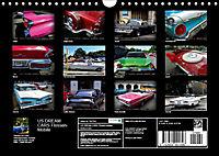 US DREAM CARS - Flossen-Mobile (Wandkalender 2019 DIN A4 quer) - Produktdetailbild 13