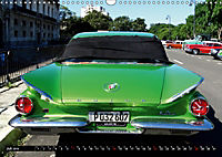 US DREAM CARS - Flossen-Mobile (Wandkalender 2019 DIN A3 quer) - Produktdetailbild 7
