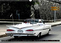 US DREAM CARS - Flossen-Mobile (Wandkalender 2019 DIN A3 quer) - Produktdetailbild 12