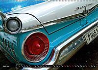 US DREAM CARS - Flossen-Mobile (Wandkalender 2019 DIN A2 quer) - Produktdetailbild 4