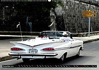 US DREAM CARS - Flossen-Mobile (Wandkalender 2019 DIN A2 quer) - Produktdetailbild 12