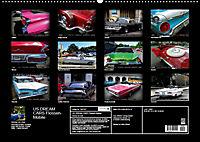 US DREAM CARS - Flossen-Mobile (Wandkalender 2019 DIN A2 quer) - Produktdetailbild 13