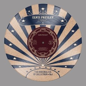 Us Ep Collection Vol.1-Ltd.10 Picture Disc (Vinyl), Elvis Presley