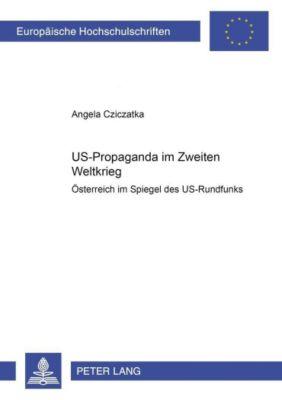 US-Propaganda im Zweiten Weltkrieg, Angela Cziczatka