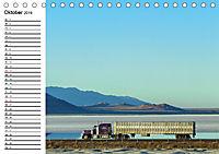 US-Trucks. Faszination Langhauber (Tischkalender 2019 DIN A5 quer) - Produktdetailbild 10