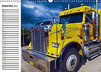 US-Trucks. Faszination Langhauber (Wandkalender 2019 DIN A3 quer) - Produktdetailbild 12