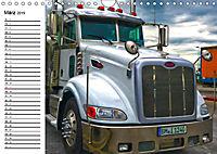 US-Trucks. Faszination Langhauber (Wandkalender 2019 DIN A4 quer) - Produktdetailbild 3