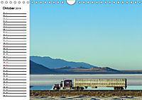US-Trucks. Faszination Langhauber (Wandkalender 2019 DIN A4 quer) - Produktdetailbild 10