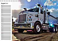US-Trucks. Faszination Langhauber (Wandkalender 2019 DIN A4 quer) - Produktdetailbild 8