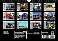 US-Trucks. Faszination Langhauber (Wandkalender 2019 DIN A4 quer) - Produktdetailbild 13