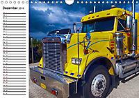 US-Trucks. Faszination Langhauber (Wandkalender 2019 DIN A4 quer) - Produktdetailbild 12
