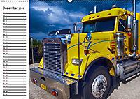 US-Trucks. Faszination Langhauber (Wandkalender 2019 DIN A2 quer) - Produktdetailbild 12
