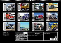 US-Trucks. Faszination Langhauber (Wandkalender 2019 DIN A2 quer) - Produktdetailbild 13