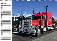 US-Trucks. Faszination Langhauber (Wandkalender 2019 DIN A3 quer) - Produktdetailbild 7