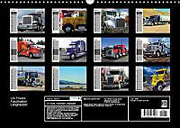 US-Trucks. Faszination Langhauber (Wandkalender 2019 DIN A3 quer) - Produktdetailbild 13