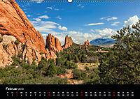 USA Landschaftskalender (Wandkalender 2019 DIN A2 quer) - Produktdetailbild 2