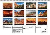 USA Landschaftskalender (Wandkalender 2019 DIN A2 quer) - Produktdetailbild 13