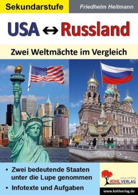 USA vs. Russland, Friedhelm Heitmann