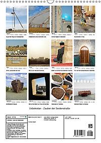Usbekistan - Zauber der Seidenstrasse (Wandkalender 2019 DIN A3 hoch) - Produktdetailbild 13