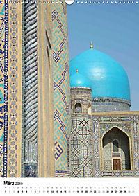 Usbekistan - Zauber der Seidenstrasse (Wandkalender 2019 DIN A3 hoch) - Produktdetailbild 3