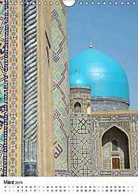 Usbekistan - Zauber der Seidenstrasse (Wandkalender 2019 DIN A4 hoch) - Produktdetailbild 3