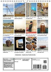 Usbekistan - Zauber der Seidenstrasse (Wandkalender 2019 DIN A4 hoch) - Produktdetailbild 13