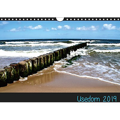 usedom 2019 wandkalender 2019 din a4 quer kalender bestellen. Black Bedroom Furniture Sets. Home Design Ideas