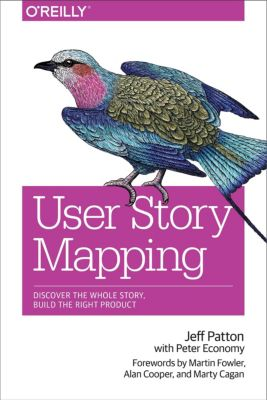 User Story Mapping, Jeff Patton