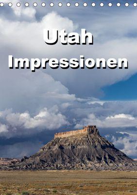 Utah Impressionen (Tischkalender 2019 DIN A5 hoch), Thomas Klinder