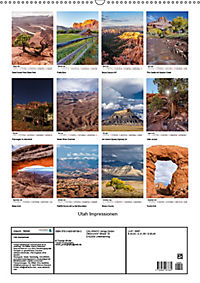 Utah Impressionen (Wandkalender 2019 DIN A2 hoch) - Produktdetailbild 13